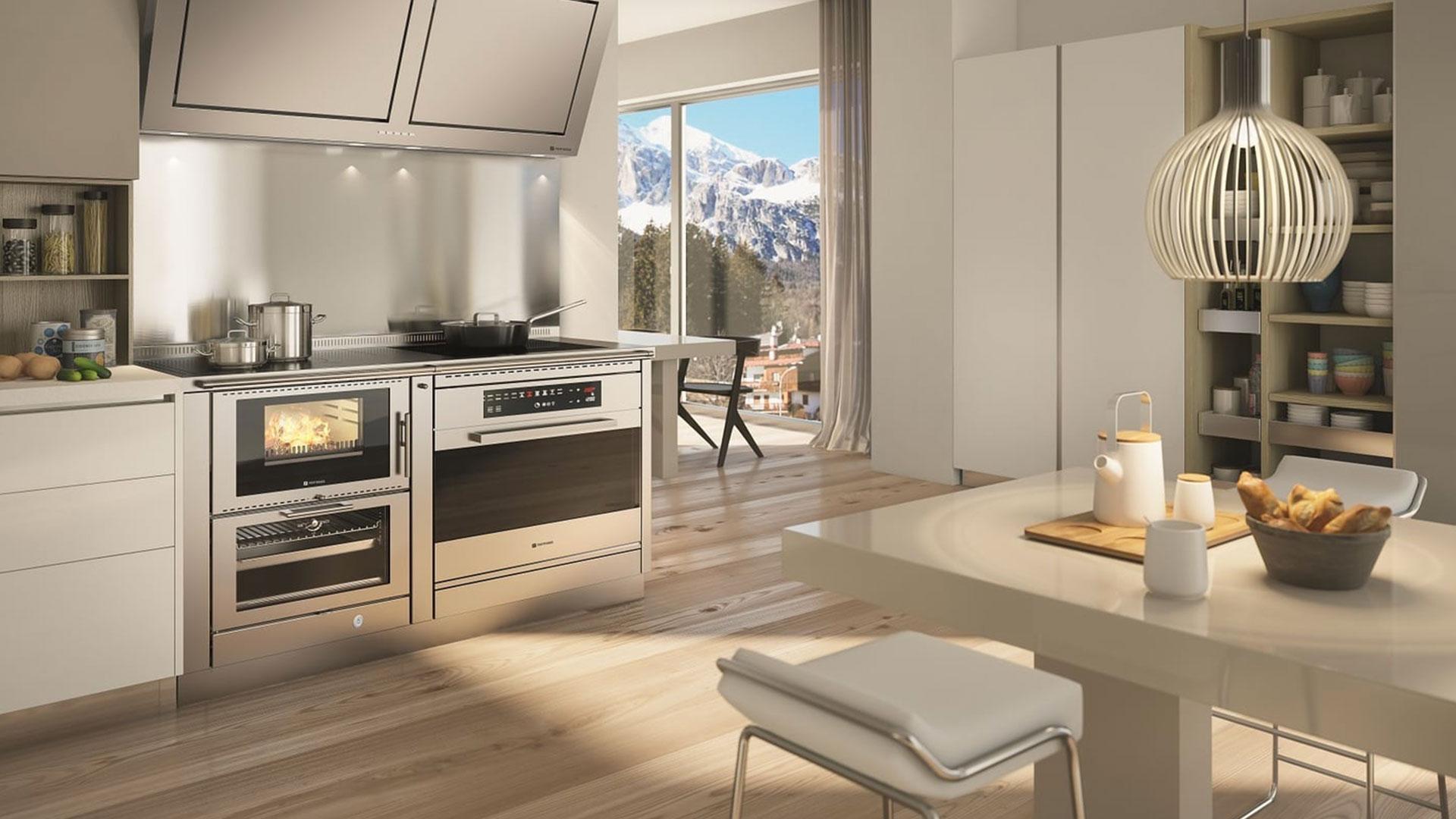 Calore di casa – Stufe, Caminetti, Termo Cucine e Canne Fumarie Udine 1